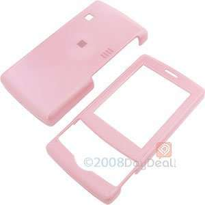 Pink Shield Protector Case w/ Belt Clip for HTC T Mobile Shadow