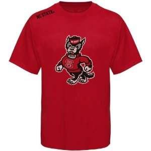 North Carolina State Wolfpack Red Phantom T shirt Sports