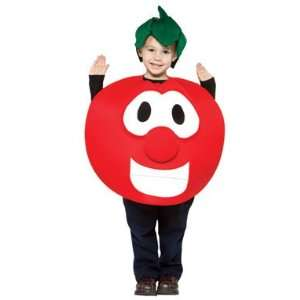 Veggie Tales Bob the Tomato Child Costume Small 4 6X Toys
