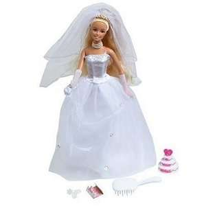 Barbie Forever Beautiful Bride Barbie Doll Toys & Games