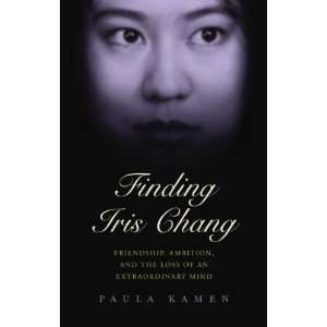 Finding Iris Chang and over one million other books are available for