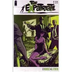 The Expatriate, Vol 1 #2 (Comic Book) IMAGE COMICS Books