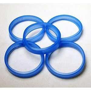 Heroclix ID Rings (Pack of 5)   Cobalt Blue Everything Else
