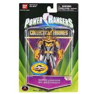 Power Rangers Collectible Figures Super Legends Solaris