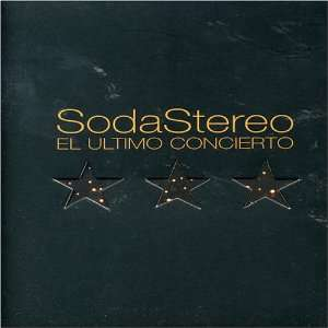 Soda Stereo El Ultimo Concierto Soda Stereo Movies & TV