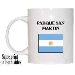 Argentina   PARQUE SAN MARTIN Mug Everything Else