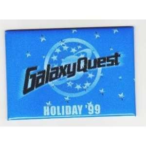 Galaxy Quest Promotional Movie Pin/Button
