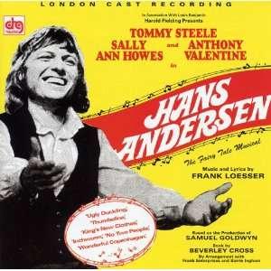 Hans Andersen / Lonson Cast Tommy Steele, Sally Ann Howes