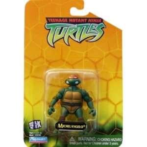 Mini TMNT Teenage Mutant Ninja Turtles Action Figure