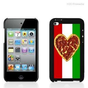 I Love Pizza   iPod Touch 4th Gen Case Cover Protector