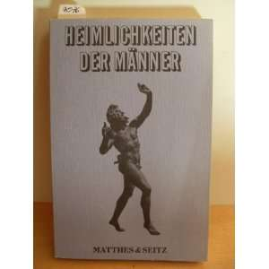 Heimlichkeiten der Manner (KuKu) (German Edition