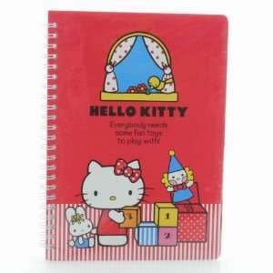 Hello Kitty Hard Cover Journal NoteBook Everybody needs