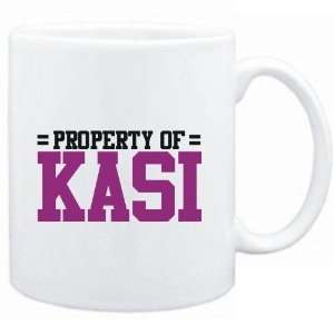 Mug White  Property of Kasi  Female Names