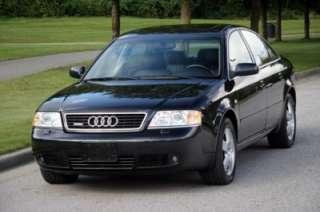 Audi A6 C5 Interior Armrest Cover Lid Black Color New
