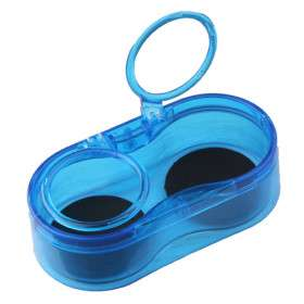 Auto Mount Dual Drink Cup Holder Can Bottle Stand (Blue)   US$ 8.99