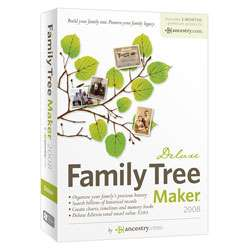 Family Tree Maker Deluxe 16 by Office Depot