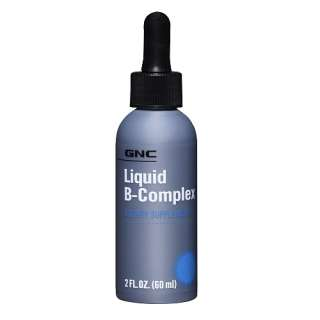 Product Reviews and Ratings     GNC Liquid Vitamin B Complex from GNC
