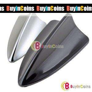 Universal Auto Car Vehicle Shark Fin Plastic Antenna   BuyinCoins