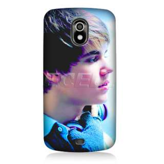 JUSTIN BIEBER BACK CASE COVER FOR SAMSUNG GALAXY NEXUS I9250