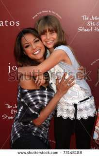 MAR 13: Actress Eva LaRue and daughter Kaya McKenna Callahan