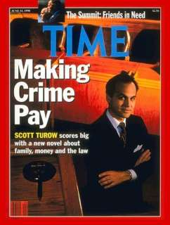 Scott Turow Time/Life Cover by TIME Magazine at Barewalls