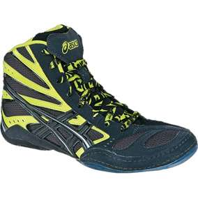 Asics Split Second 8 Wrestling Shoe   Mens   ParagonSports
