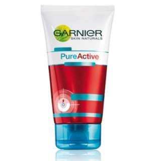 Garnier Skin Naturals Pure Active Scrub 150ml,   Drogisterij.net