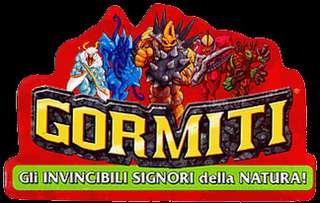GORMITI 2 SERIE ORO   GOLD: BOMBOS   NUOVO!