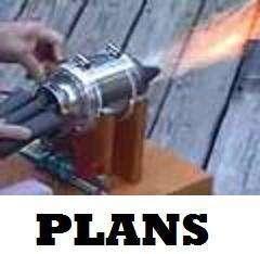 model jet engine KJ66 PLANS TO BUILD YOUR OWN
