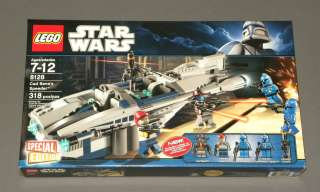 LEGO Star Wars Building Set 8128 Cad Banes Speeder w 5 Minifigures