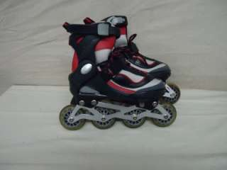 ULTRA WHEELS Kids Youth Junior Inline Skates Size 4 US