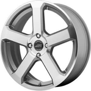 American Racing AR896 16x7 Silver Wheel / Rim 4x4.5 with a 40mm Offset