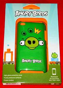 Gear4 Angry Birds Case for iPod touch 4G (Pig King) 885805000178