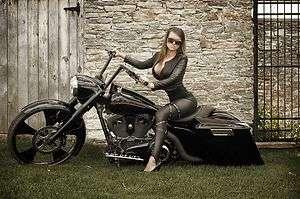 Custom Motorcycle Wheel Rim 4 Harley Davidson Bagger Touring Parts