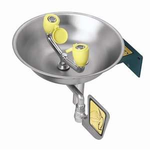Sprays, Stainless Steel Bowl, Stay Open Ball Valve and Paddle Handle