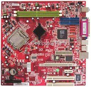 Gateway Desktop 4006167R 4006118R MS 7248P Motherboard