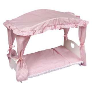 Badger Toys Canopy Doll Bed.Opens in a new window