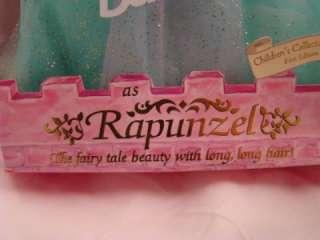 1994 Rapunzel Collector Barbie Doll W/Long Long Hair NB MJB