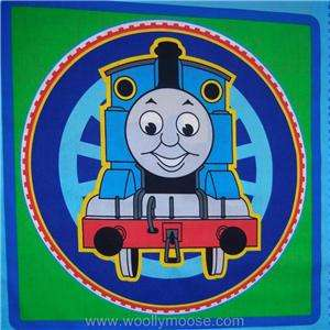 BLOCK PANEL Cranston Thomas & Friends Tank Engine Train 2005 Fabric