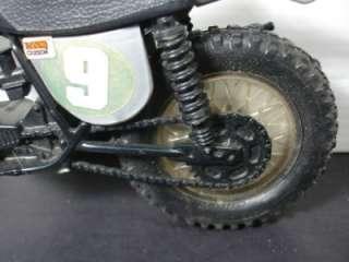 VINTAGE MATTEL HONDA DIRT BIKE MOTOCROSS MOTORCROSS MOTORCYCLE TOY