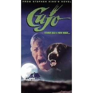 Cujo [VHS] [EP] Dee Wallace, Daniel Hugh Kelly, Danny