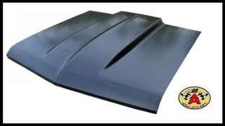 67 Chevelle El Camino Malibu 2 Steel Cowl Hood 1967
