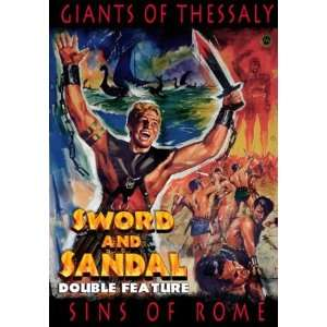 Giants of Thessaly/Sins of Rome: Gianna Maria Canale: Movies & TV