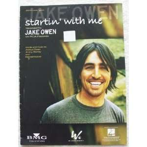 Jake Owen on RCA Records: Jimmy Ritchey, Kendell Marvel Joshua Owen