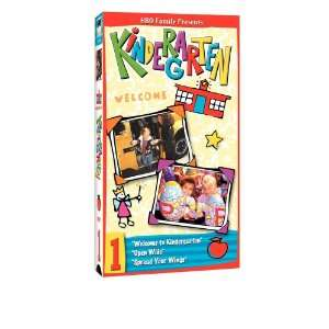 Welcome to Kindergarten (Vol. 1) [VHS]: Jennifer Johnson: Movies & TV