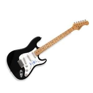 Van Halen Michael Anthony Autographed Signed Guitar UACC