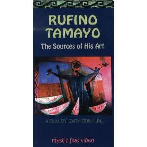 Rufino Tamayo: the Sources of His Art (1972)