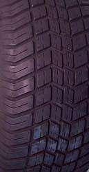 GOLF CART CRAGAR SS CHROME ALUMINUM MAG WHEEL & TIRE