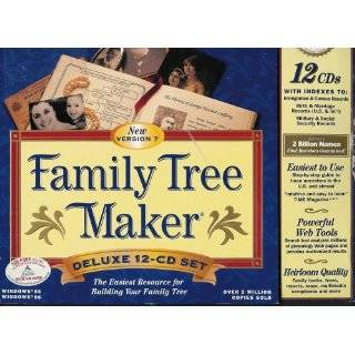 Family Tree Maker Version 8 Fast and amp; Easy: The Offic