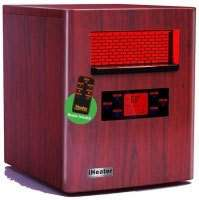 iHeater 1500 Series Quartz Infrared Portable Heater